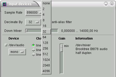 My First Software Defined Radio (SDR) Receiver - Downconverter
